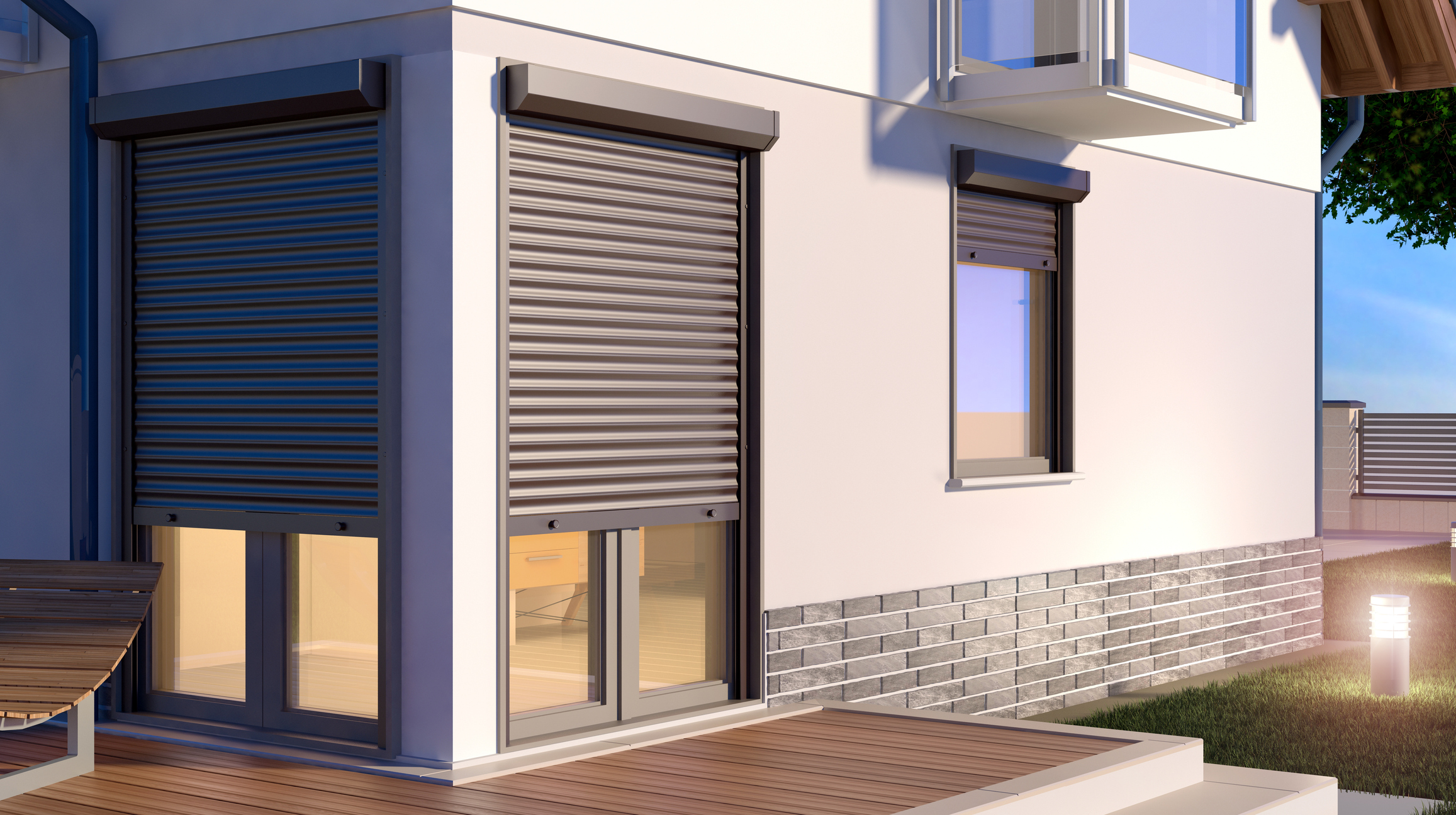 How Are Hurricane Shutters Deployed Brevard Shutters Accessories