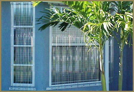 Clear Hurricane Panels Melbourne Fl Palm Bay Brevard