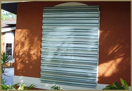 hurricane panel